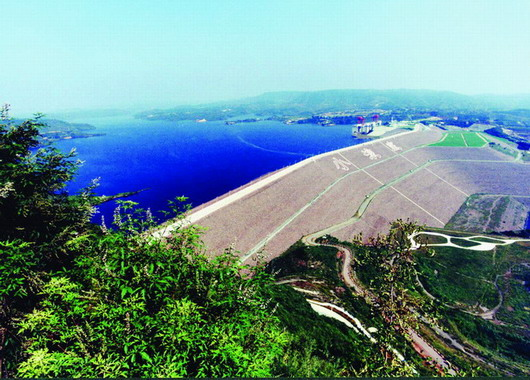 黄河小浪底风景区
