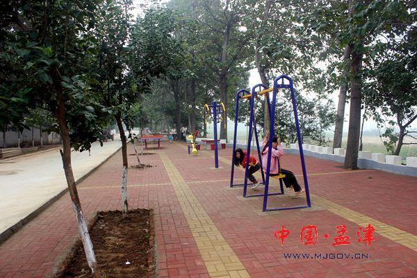 麻屯镇:杨树湾群众的幸福事