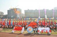 县第二届运动会暨首届全民健身大会开幕
